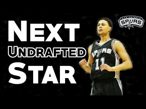 Why Bryn Forbes Will Be the Next UNDRAFTED STAR!