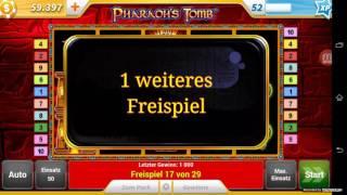 Slotpark Folge *011* Mega Gewinn auf 500 Pharaoh´s Tomb
