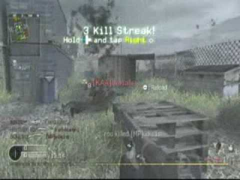 COD:MWR - Second Chance Collateral Fails