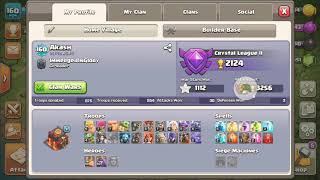 COC- POPULAR RING BASE 3 STARRED⭐⭐⭐ With Queen Walk Miners #COC #RINGBASE