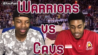 KEVIN DURANT GAME WINNER! WARRIORS VS CAVS GAME 3 2017 NBA FINALS FULL HIGHLIGHTS AND REACTION!