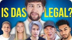 Gefakte Gewinnspiele: Verfahren gegen YouTuber! - Teil 1