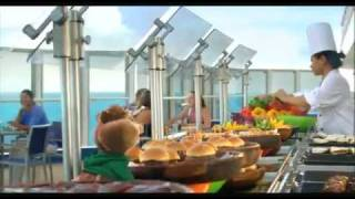 Alvin and the Chipmunks 3 Chipwrecked (TV Spot trailer) 12/8/11
