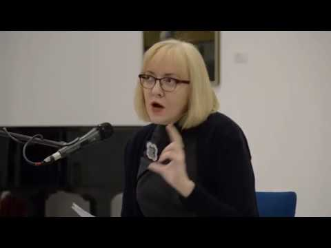 "Renata Salecl lecture ""The policy of choice as policy of violence"" CRIC – festival"