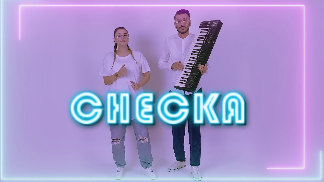 Emina Fazlija - CHECKA (Official Video 4K) prod.by Edison Fazlija