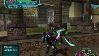 PC Longplay [824] Phantasy Star Online: Blue Burst Episode 2 (part 3 of 4)
