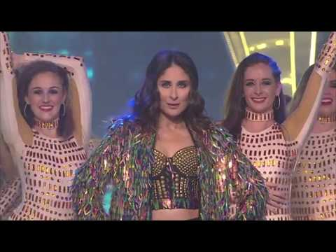 Madhuri Dixit and Kareena Kapoor Performances - Miss India 2