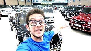 معقولة العراق فيه كل السيارات الفخمة هذي #لمبرجيني#مايباخ#رولز_رايز#بورش!!!