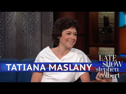 Before Tatiana Maslany Was An Emmy Winner, She Was 'Mouse'