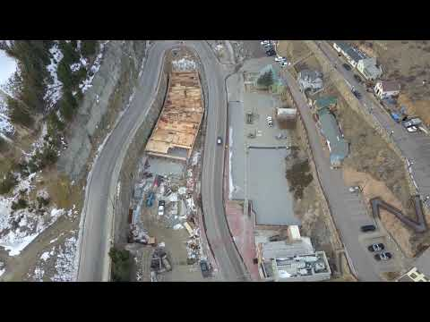 Blackhawk Colorado Plaza Construction January 2018