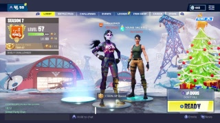 Fortnite Battle Royale| Getting Dark Bomber + Duos with an og friend