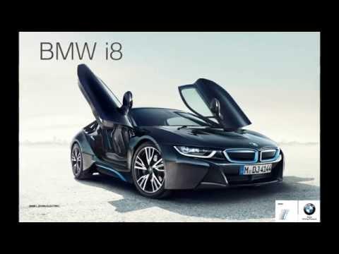 Novo Sonic Sound Agency - BMW i8 Promo Music [HD]