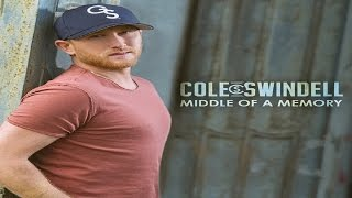 Cole Swindell Middle Of A Memory