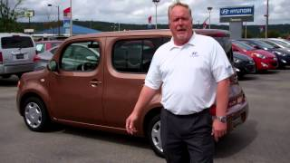A personal message from Gary Johnston at Tameron Hyundai