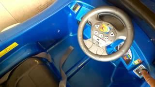 Электромобиль Dream car Жук Аванти (Avanti)  - отзыв, обзор(, 2016-06-30T15:52:11.000Z)