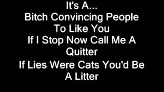 Repeat youtube video Scissor Sisters - I Can't Decide (with lyrics)