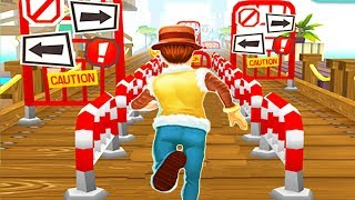 Subway Rush Runner #43 | Android Gameplay | Friction Games