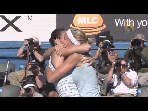 Dulko and Pennetta win doubles: Australian Open 2011 Mp3