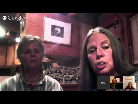 A Gathering of Priestesses #31with Maria and Lynda Yraceburu