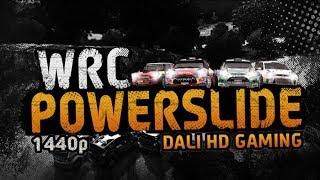 WRC Powerslide PC Gameplay FullHD 1440p