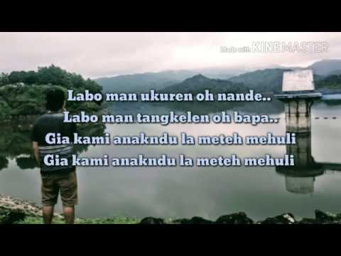 Lagu karo judika rudang kegeluhen (lirik video)