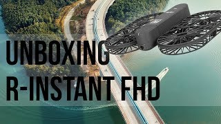 PNJ - Unboxing - Drone R-INSTANT FHD