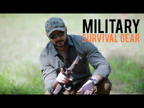 Military Surplus Gear - Build A Survival Kit