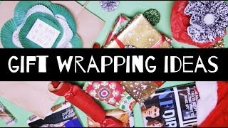 Cute DIY Gift Wrapping Ideas!