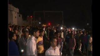 Punjab: Over 50 dead as train runs into people watching burning of Ravana effigy in Amritsar