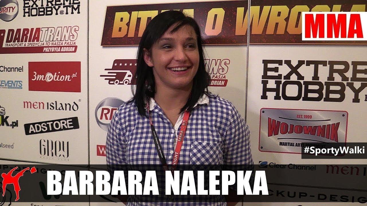 """Barbara Nalepka: Iza Badurek nie jest """"ogórkiem"""""""