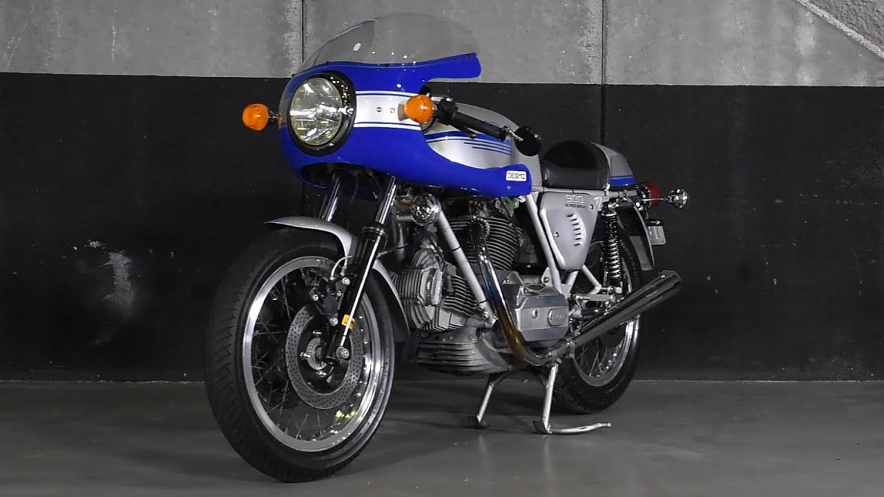 1977 Ducati 900 SS Motorcycle - 2018 Shannons Sydney Spring Classic Auction