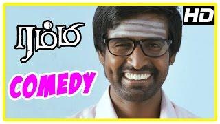 soori comedy scenes rummy tamil movie comedy scenes vijay sethupathi inigo prabhakaran
