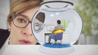 3M™ Privacy - Are You Working In A Fish Bowl?