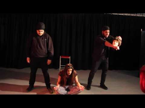 Year 13 Drama Artaud Final Performance (2016)