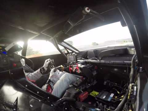 2017 Audi RS5 DTM onboard at Portimao