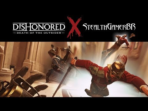 Десять минут Dishonored: Death of the Outsider