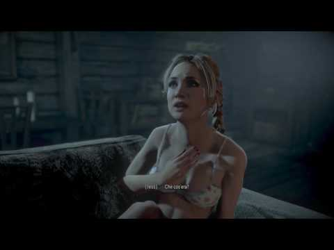 Until Dawn: Jessica molto sexy 😳😳😖😖