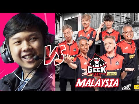 "KETEMU GEEK FAM MALAYSIA LAGI!! AUTO PERANG ""GOOD GAME""!!!"