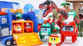 New GOGO DINO Robot Dinosaur Max Anky Storm Perry Transforming Robot Dinosaurs   ToyMoon