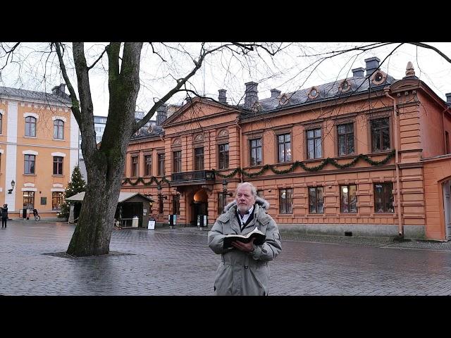 Suomen Turku julistaa enemmän kuin joulurauhaa.