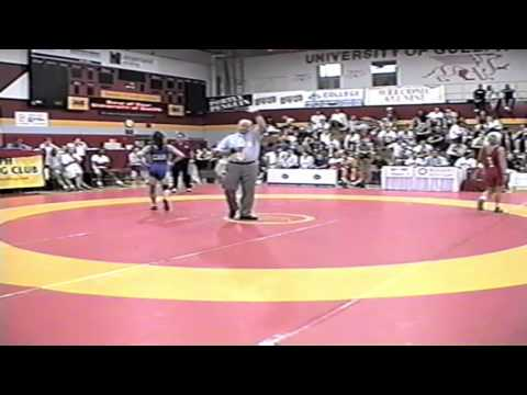 2005 Canada Cup: 55 kg Catlyn Chase (USA) vs. Brittanee Laverdure (CAN)
