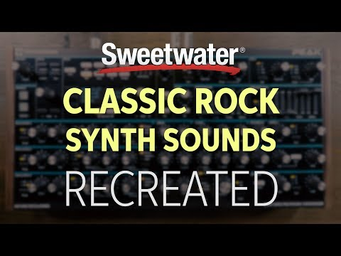 Re-creating Classic Rock Synth Sounds with Daniel Fisher