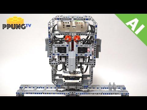 LEGO Mindstorms EV3 - AI Robot 'Alpha Pung' by 뿡대디
