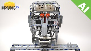 LEGO Mindstorms EV3 - AI Robot