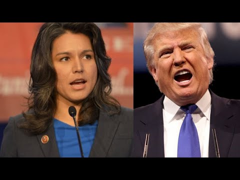 """BREAKING: Tulsi Slams Media Politicians For Propping Up Trump As  """"Putin Puppet"""""""