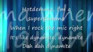 Beats and Styles- Dynamite (Lyrics)