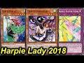 【YGOPRO】HARPIE LADY DECK 2018
