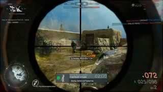 Medal of Honor Warfighter - Gameplay | Max. Settings | FPS Test on Radeon R9 270
