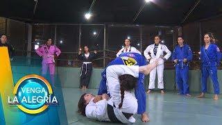 ¡Jiu Jitsu es el arte marcial favorito de las mujeres! Aquí te decimos por qué. | Venga La Alegría