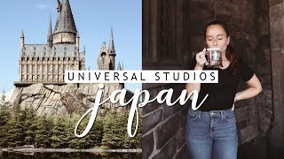 UNIVERSAL STUDIOS JAPAN // The Wizarding World Of Harry Potter
